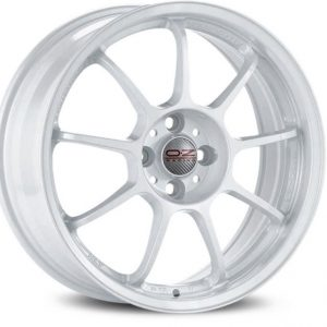oz racing alleggerita hlt white