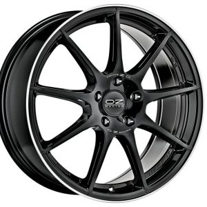 oz racing veloce hlt black