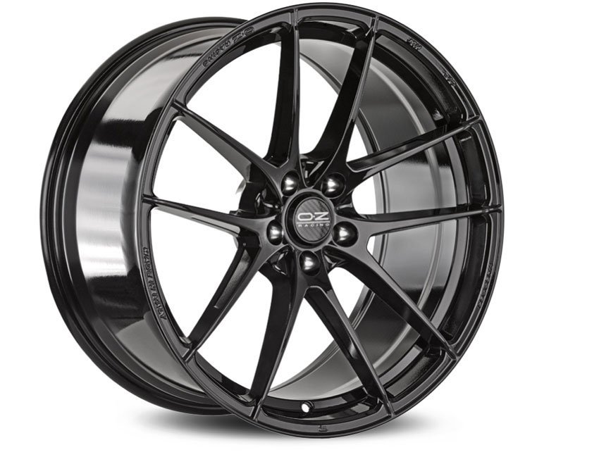 oz racing leggera hlt black