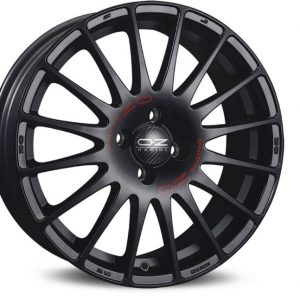 oz racing superturismo black