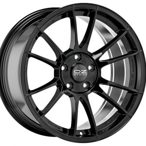 oz racing ultraleggera hlt black
