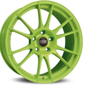 oz racing ultraleggera hlt green