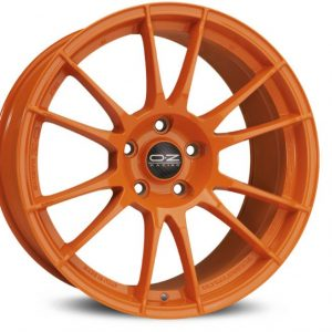 oz racing ultraleggera hlt orange