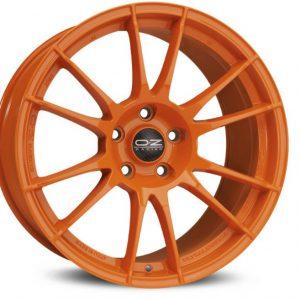 oz racing ultraleggera hlt orange