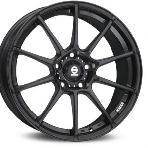 oz sparco assetto gara black