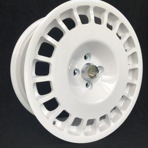 llanta compomotive th1 white