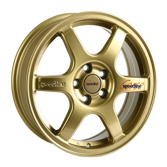 llanta speedline corse 2108 gold