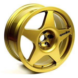 llanta speedline corse 2110 gold