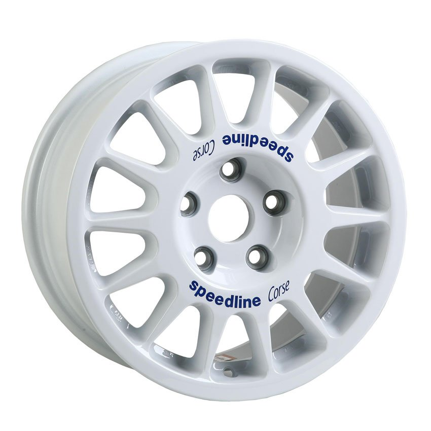 llanta speedline corse 2118 white