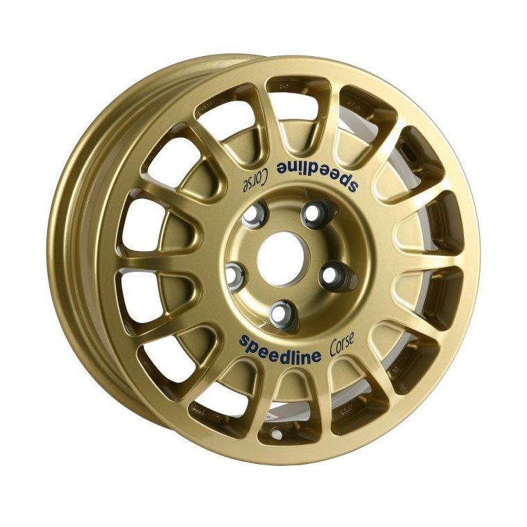 llanta speedline corse 2128 gold
