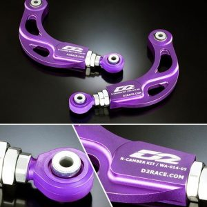 cambers d2 racing volvo