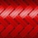 Rojo Transparente
